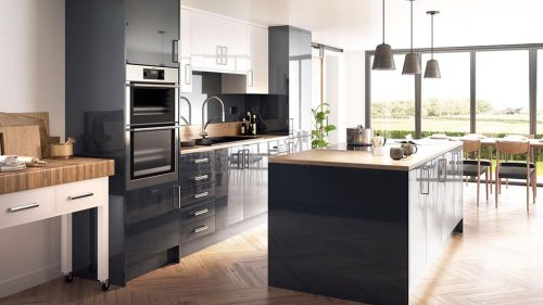 Vogue Lacquered Gloss Slab